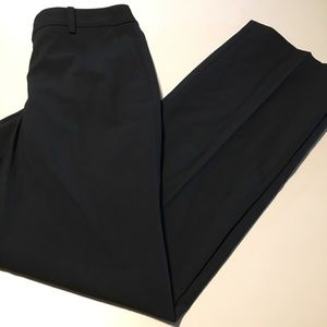 Talbots 4 Windsor Curvy Black Dress Pants Office